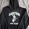 Sanction - Hooded Top - Sanction hoodie