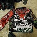 The Clash - Battle Jacket - Original Punk Rock studded leather