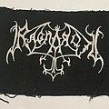 Ragnarok - Patch - RAGNAROK Patch (Logo)