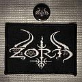 Zorn - Patch - ZORN Patch & Button Bundle (Logo)