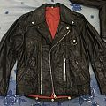 Petroff style leather jacket L