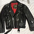 petroff style leather jacket