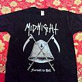 Midnight farewell to hell shirt