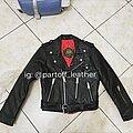 Petroff - Battle Jacket - Petroff leather jacket replica xs