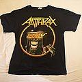 Anthrax - TShirt or Longsleeve - Anthrax Tour Shirt 2012