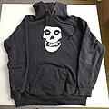 Misfits - Hooded Top - MISFITS Hoodie Skull