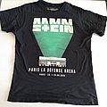 Rammstein - TShirt or Longsleeve - RAMMSTEIN Tour Shirt 2019 Paris La Défense Arena