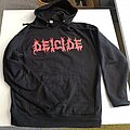 Deicide - Hooded Top - DEICIDE Hooded Sweater