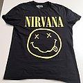 Nirvana - TShirt or Longsleeve - NIRVANA Smiley Shirt