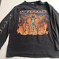 In Flames - TShirt or Longsleeve - IN FLAMES Clayman Longsleeve 2000