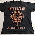 Dimmu Borgir - TShirt or Longsleeve - DIMMU BORGIR Godless Dimensional Reign Tour 1999