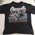 Amorphis - TShirt or Longsleeve - AMORPHIS The Karelian Isthmus Shirt
