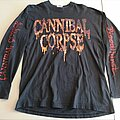Cannibal Corpse - TShirt or Longsleeve - CANNIBAL CORPSE No Mercy Festivals 2000 (Bloodthirst Tour Europe)