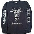 Sadistic Intent - TShirt or Longsleeve - Sadistic Intent - Resurrection '97 LS