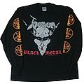 Venom - TShirt or Longsleeve - Venom - Black Metal LS (1996 US version)