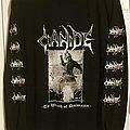 Cianide - TShirt or Longsleeve - Cianide - The Wrath of Daimajin LS