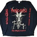 Rotting Christ - TShirt or Longsleeve - Rotting Christ - Thy Mighty Contract LS