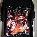 Immolation - TShirt or Longsleeve - Immolation - Dawn Of Possession