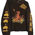 Morbid Angel - TShirt or Longsleeve - Morbid Angel - Morbid Obliteration of Downunder: Grindart Tour 1992