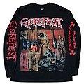 Gorefest - TShirt or Longsleeve - Gorefest - False 1992 European tour LS