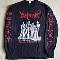 Beherit - TShirt or Longsleeve - Beherit - The Oath of Black Blood longsleeve