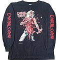 Cannibal Corpse - TShirt or Longsleeve - Cannibal Corpse - Eaten Back To Life '92 LS