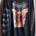 Dismember - TShirt or Longsleeve - Dismember - Indecent and Obscene LS (1993 original Nuclear Blast print)