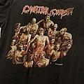 Cannibal Corpse - TShirt or Longsleeve - Cannibal Corpse - The Bleeding