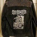 Sentenced - Battle Jacket - death metal/punk denim jacket