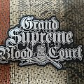 Grand Supreme Blood Court - Patch - Grand supreme blood court logo patch