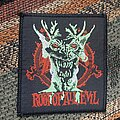 Slayer - Patch - Slayer root of all evil patch