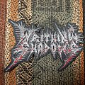 Writhing Shadows - Patch - Writhing shadows logo patch