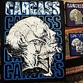 Carcass - Patch - Carcass necrohead