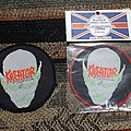 Kreator - Patch - Kreator heads