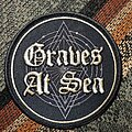 GRAVES AT SEA - Patch - Graves at sea patch