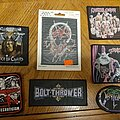Slayer - Patch - Og patches up for grabs
