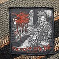 Darkthrone - Patch - Darkthrone fuck off and die