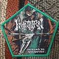 Incantation - Patch - Incantation onward to golgotha