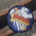Judas Priest - Patch - Judas priest turbo lover patch