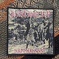 Bathory - Patch - Bathory hammerheart patch