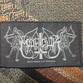 Marduk - Patch - Marduk patch