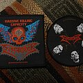 Dismember - Patch - Vintage dismember