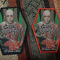 Cattle Decapitation - Patch - Cattle decapitation to serve man patches
