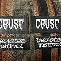 Deviated Instinct - Patch - Deviated instinct official patches