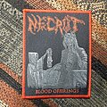 Necrot - Patch - Necrot blood offerings patch