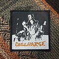 Discharge - Patch - Discharge fight back patch
