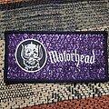 Motörhead - Patch - Motorhead mini glitter strip