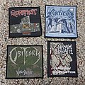 Gorefest - Patch - More OG patches