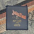 Judas Priest - Patch - Judas priest hell bent for leather patch