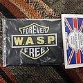 W.A.S.P. - Patch - Wasp